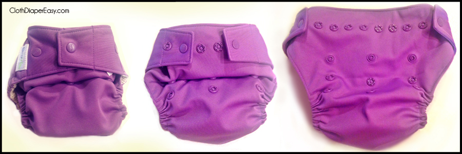 One Size Cloth Diapers - GroVia
