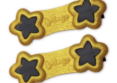 Gold Boingo Baby Fasteners