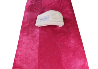 Pink Poopoose Changing Pad Cover