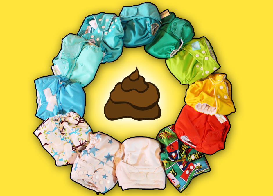 Cloth Diapering *Poop Avoidance Accessories*