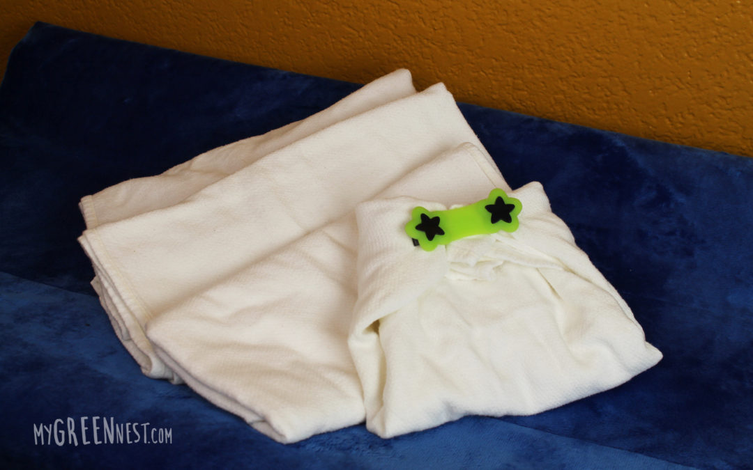 All About Flat Cloth Diapers! - MyGreenNest com