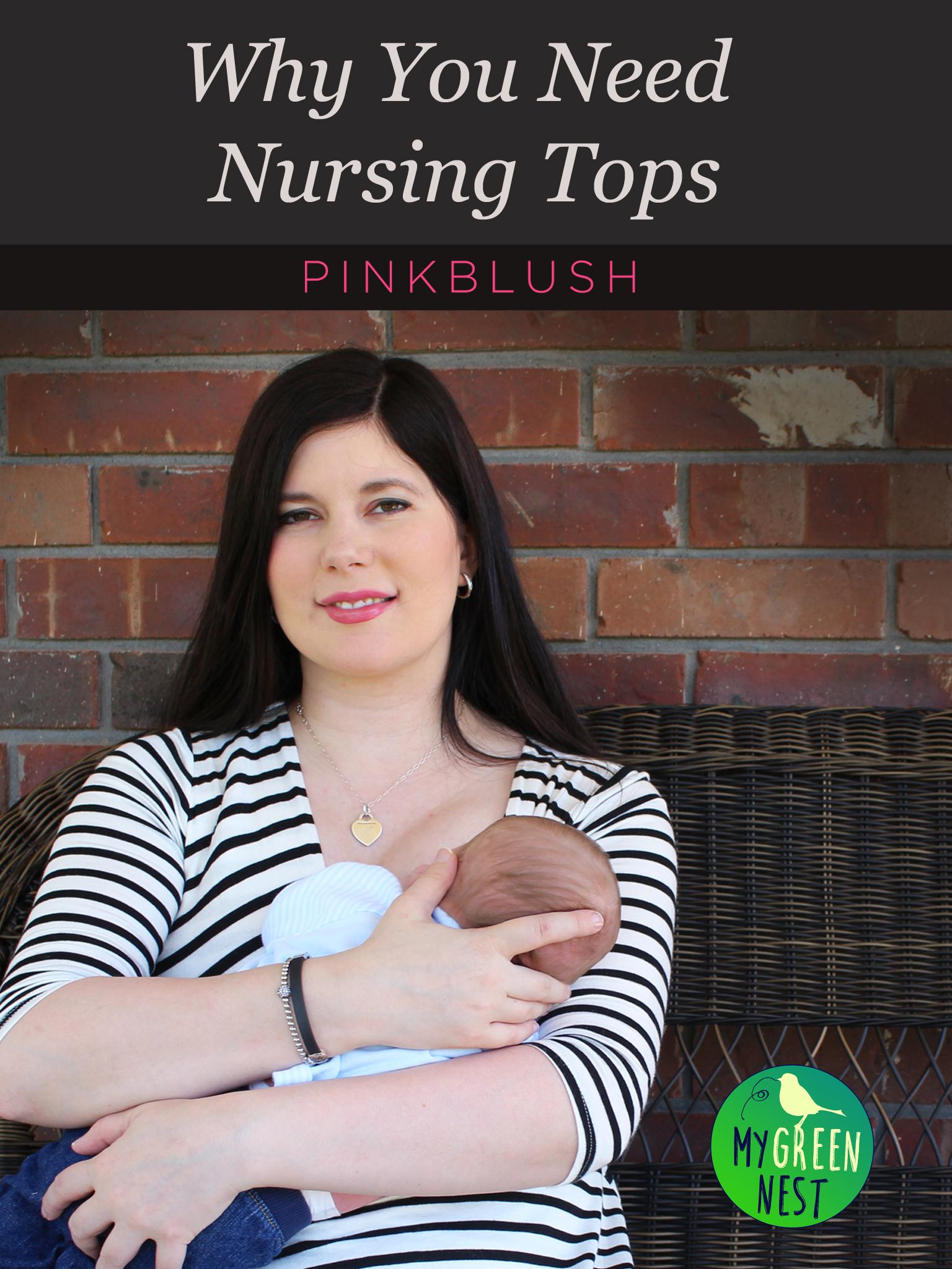 Nursing Tops