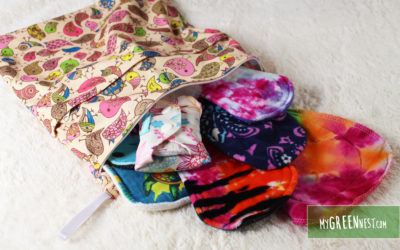 Using Postpartum Cloth Pads – A Complete Guide!