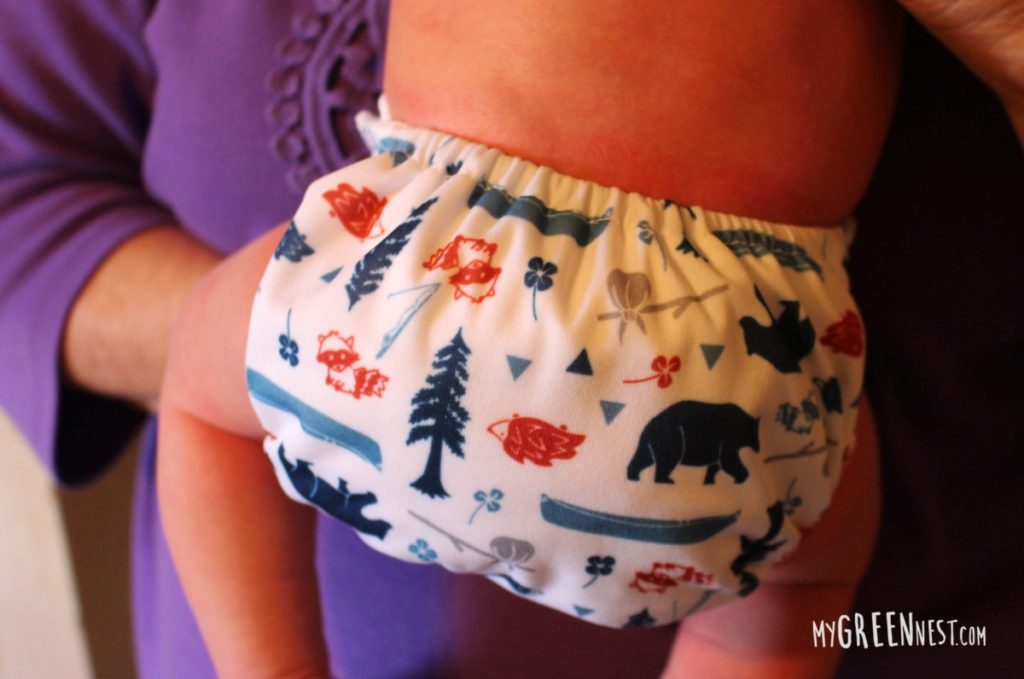 Newborn Cloth Diapers - Adventure Trail Thirsties