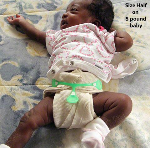 Newborn Cloth Diapers - Newborn Flat Diapers